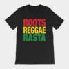 Roots Reggae Rasta Black