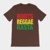 Roots Reggae Rasta Brown